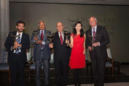 Dilmah-oprichter genomineerd voor de Oslo Business for Peace Award