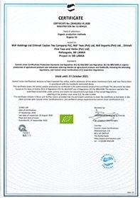 Certificeringen voor biologische producten - Verordening (EC) No 834/2007 en (EC) No 889/2008