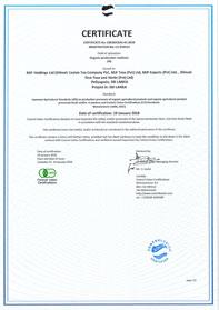 Certificeringen voor biologische producten
