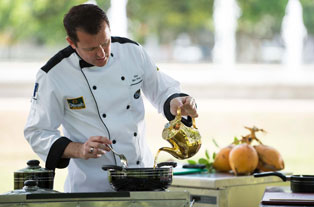 Chef-koks en de Theemaker